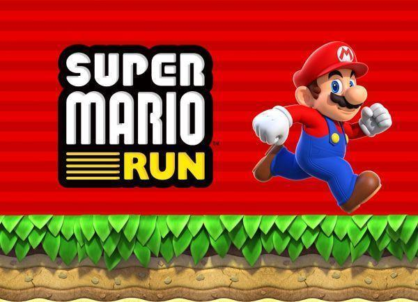 Super Mario Run lanseres til iPhone og iPad den 15. desember