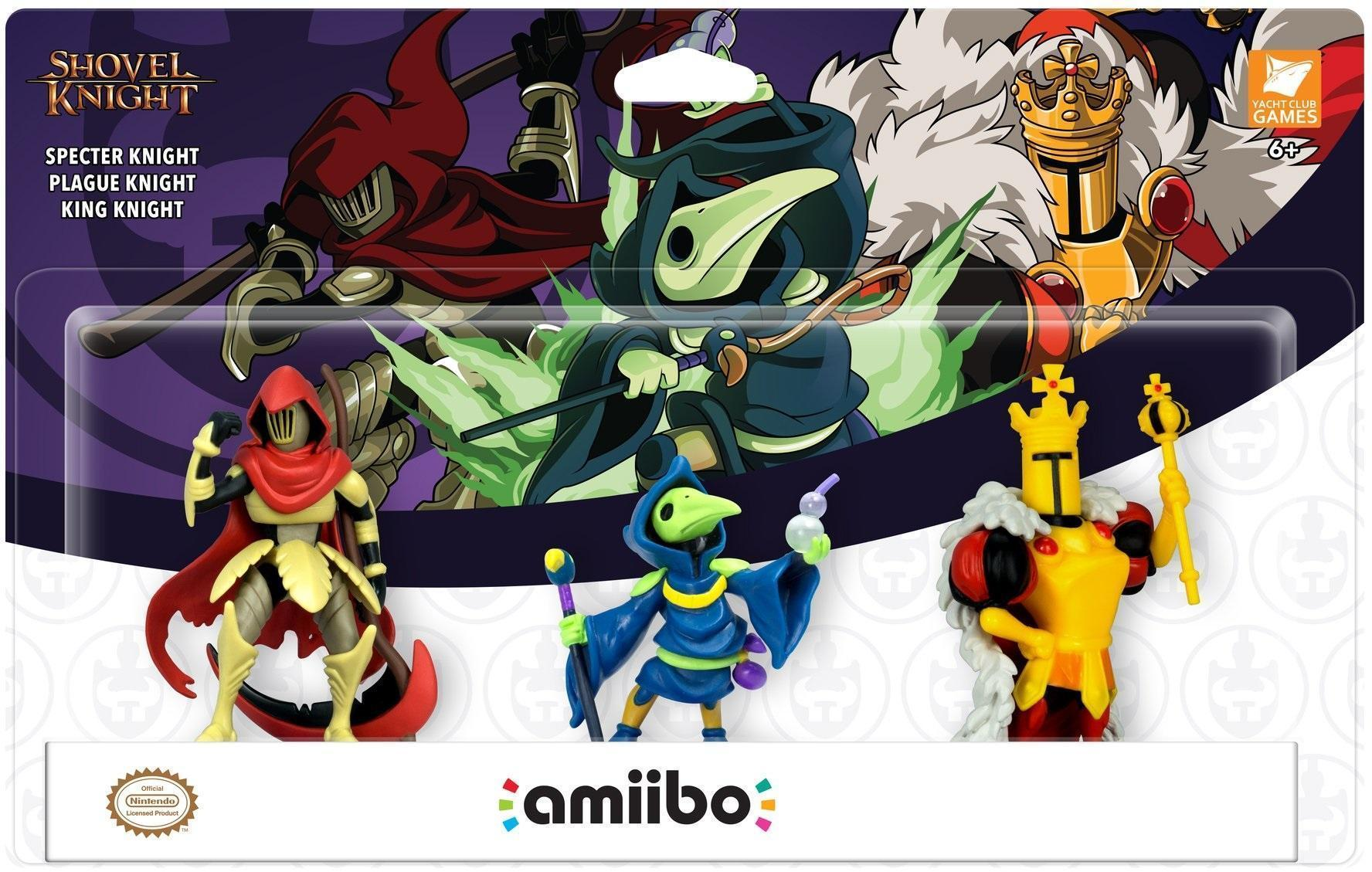 0901 Shovel Knight amiibo