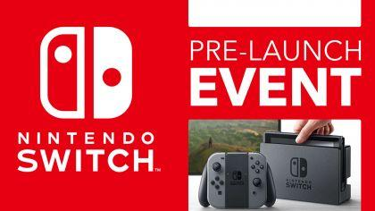 Nintendo Switch Pre-Launch Event i Sverige