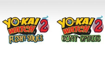 YO-KAI WATCH 2 kommer den 7. april