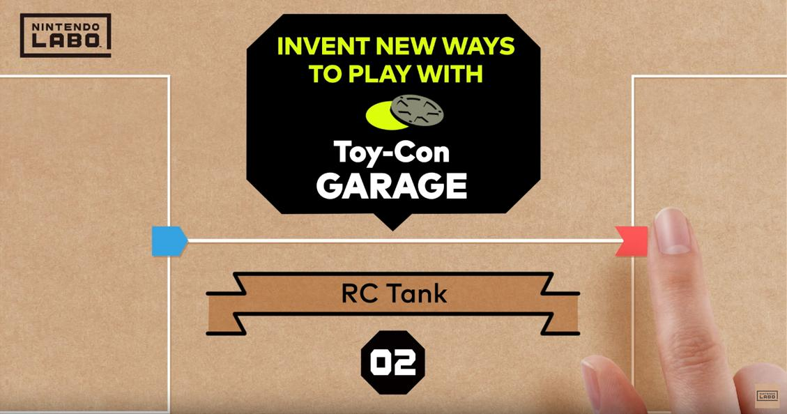 Toy-Con Garage - episode 2