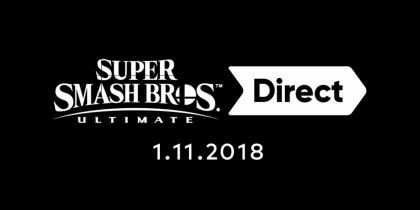 Se den seneste Super Smash Bros. Ultimate Direct-sendingen!