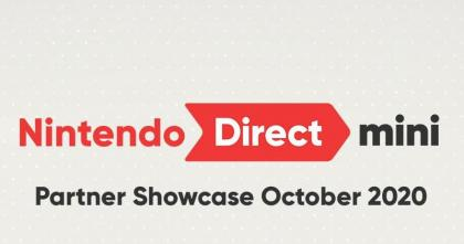 Årets siste Nintendo Direct Mini: Partner Showcase!