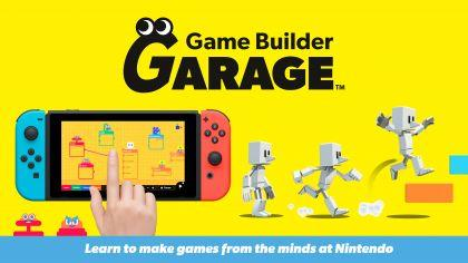 Game Builder Garage til Nintendo Switch