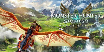 Monster Hunter Digital Event med mer info om Monster Hunter Stories 2: Wings of Ruin og Monster Hunter Rise!