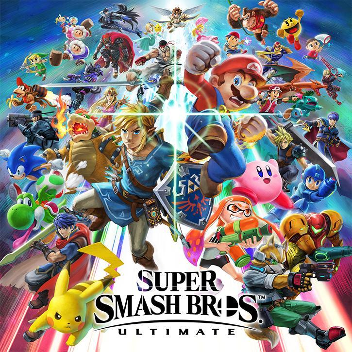 low priced f5fe3 b2071 Super Smash Bros. Ultimate