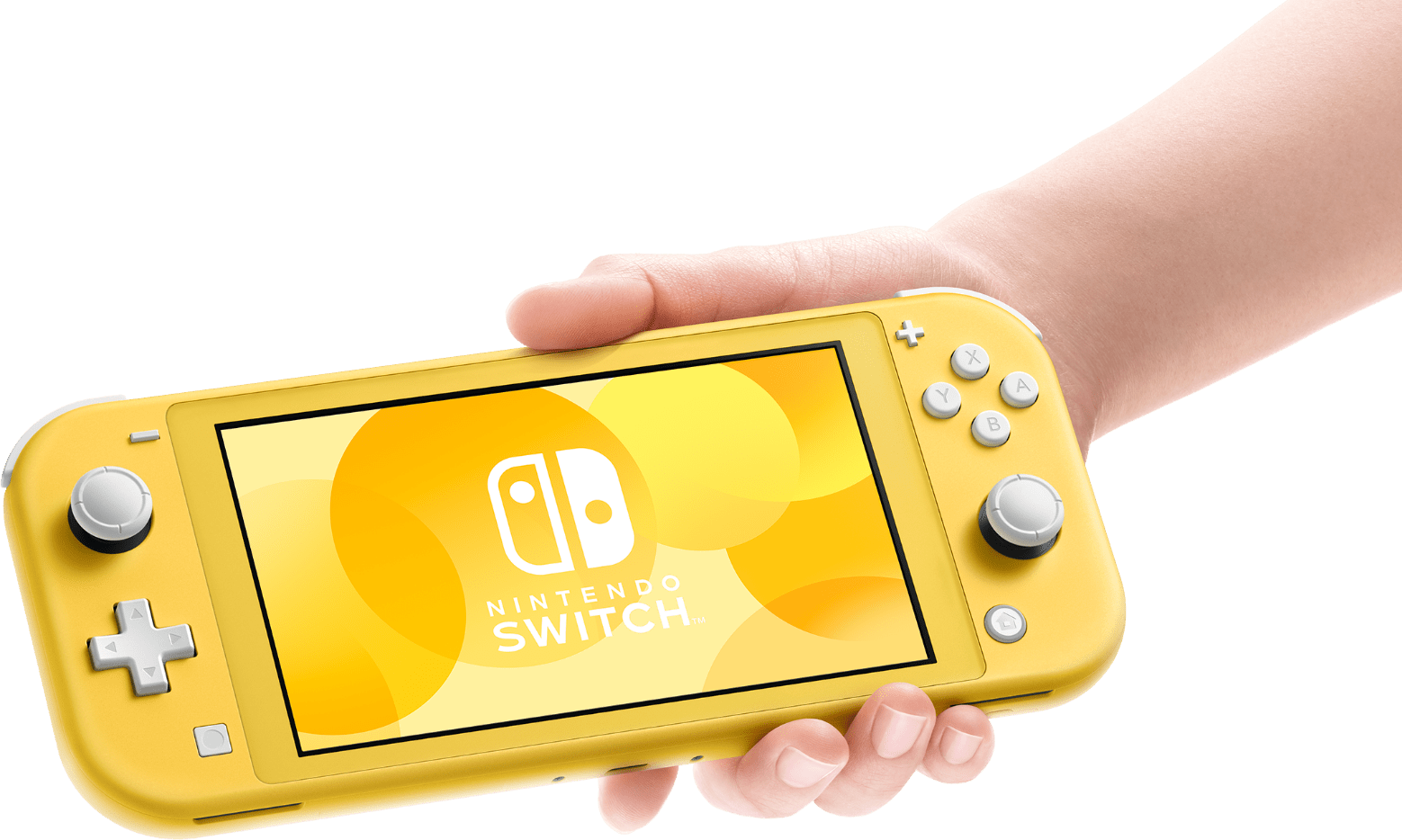 Nintendo Switch Lite Yellow