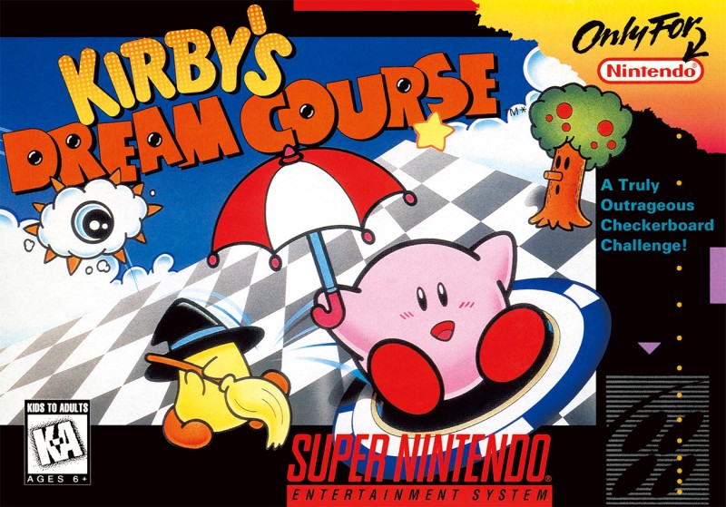 Kirby Dream Course