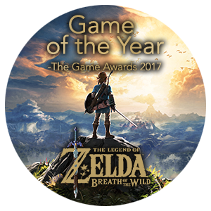 zelda botw game of the year