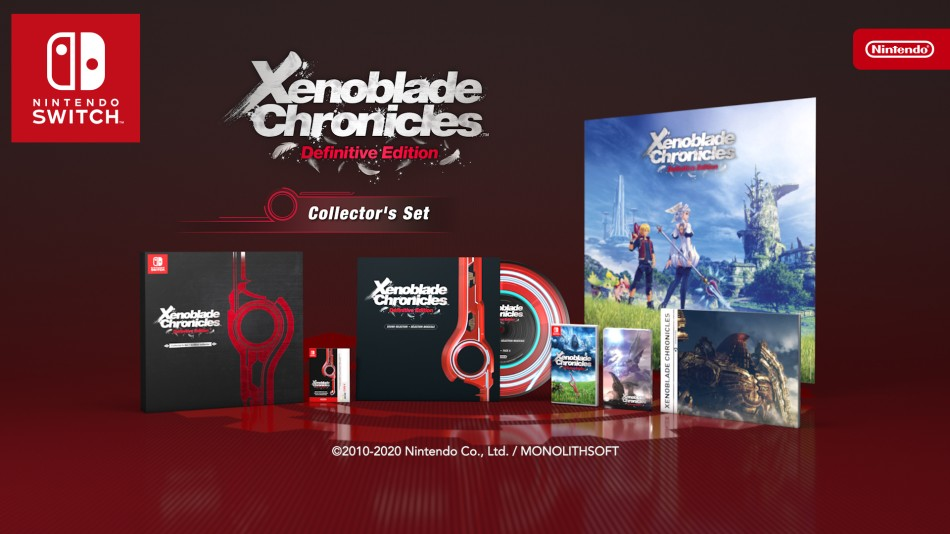 CI NSwitch XenobladeChroniclesDefinitiveEdition CollectorBanner enGB image950w
