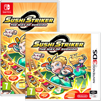 Sushi Striker – The Way of Sushido