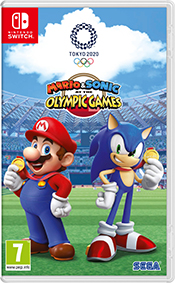 Mario & Sonic at the Olympic Games Tokyo 2020